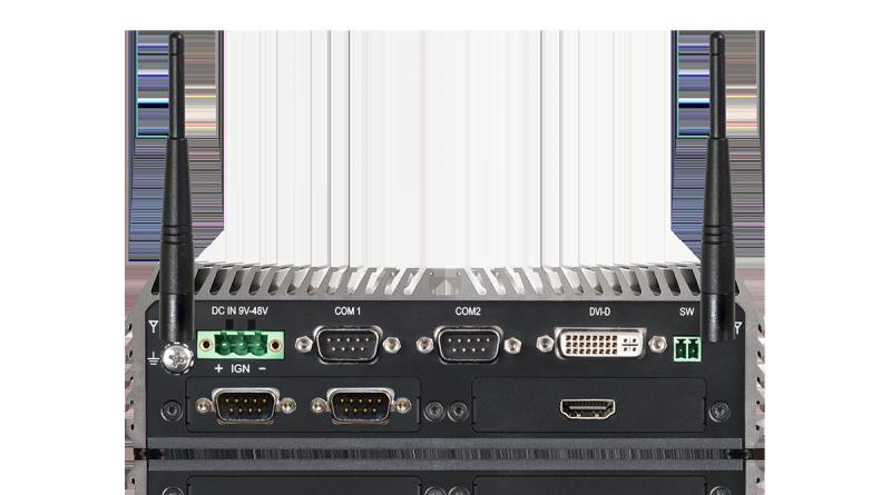 德承推出 DC-1200:採用 Intel Pentium N4200 的緊湊型無風扇電腦