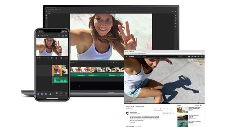Adobe 推出 Premiere Rush Android 版本