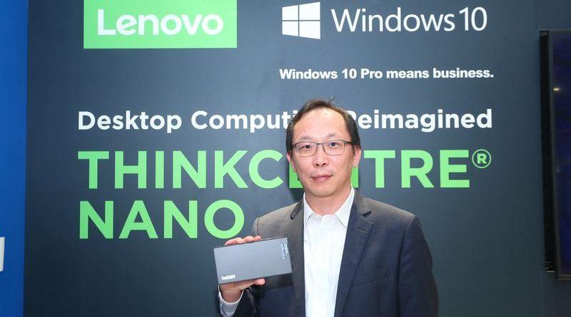 Lenovo ThinkCentre Nano 強勁力量 觸手可及
