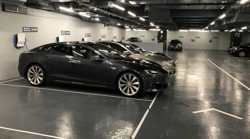 施耐德電氣計劃拓展香港電動車充電站網絡