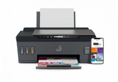 HP Inc. 推出 Smart Tank 智醒供墨系統打印機