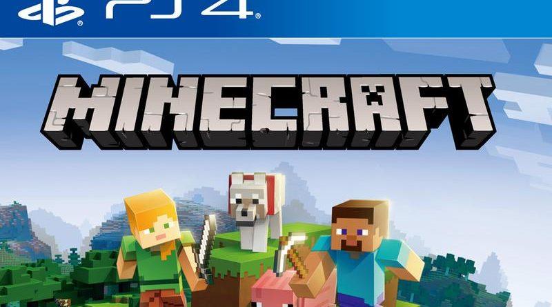 PlayStation 4遊戲《Minecraft 新手收藏】即將上市