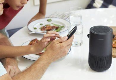 Bose 推出全新便攜式智能揚聲器