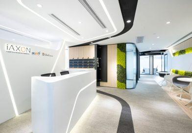 科技園公司與香港大學共同成立 iAXON 科技園公司西區中心