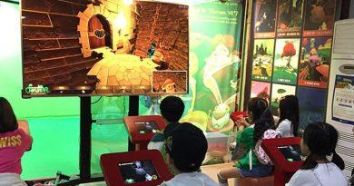 韓國 StudioCOIN VR教育軟件 ForumVR ,從遊戲中學習