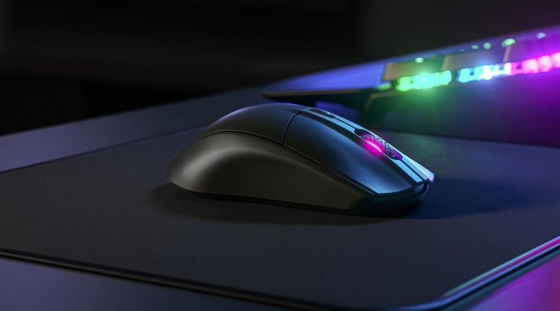 SteelSeries 推出全新 Rival 3 Wireless 無線電競滑鼠