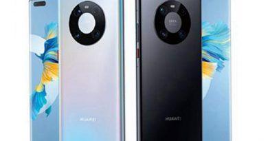 HUAWEI Mate 40 Pro:搭載5nm Kirin 9000 處理器
