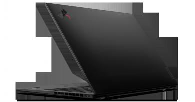 Lenovo 在港推出全球首款摺疊式個人電腦、最輕 ThinkPad