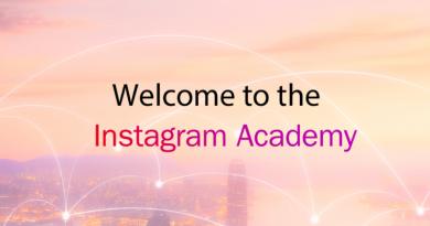香港推出「Instagram Academy」培訓課程