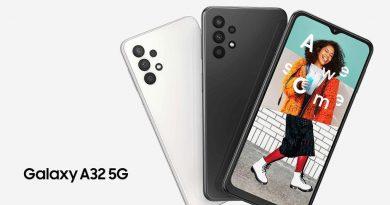 Samsung 推出 Galaxy A32 5G手機,HK$ 2,698元