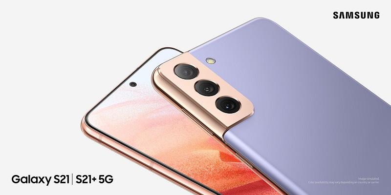 Samsung Galaxy S21 5G、Galaxy S21+ 5G旗艦手機登場