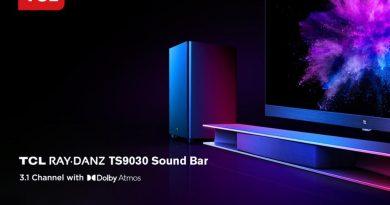 TCL TS9030 RAY•DANZ 重低音揚聲器登陸香港