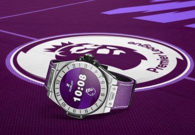 HUBLOT 宇舶表隆重推出 BIG BANG E 英超聯賽款智能腕表