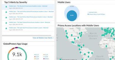 Palo Alto Networks 推出最全面的雲端交付安全產品 Prisma Access 2.0