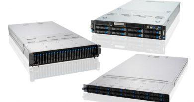 華碩 AMD EPYC 7003 系列伺服器登場