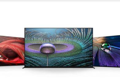 Sony 推出新 BRAVIA XR 電視系列包括 8K LED 電視