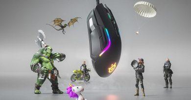 SteelSeries 推出適用於多款遊戲的 Rival 5 電競滑鼠