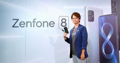ASUS Zenfone 8 系市場強「細」登場!反轉出擊!
