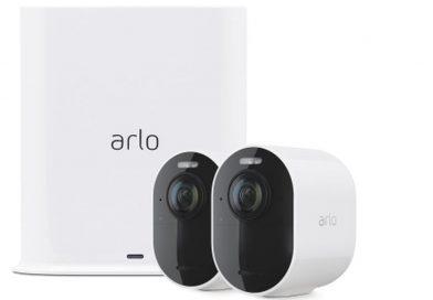 Arlo 推出全新 Ultra 2 無線網絡攝影機