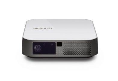 ViewSonic 微型投影機M2e採用ToF技術,實現高速自動對焦