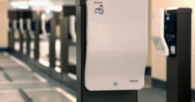 施耐德電氣計劃於2025年在全港設置逾15,000個電動車充電器