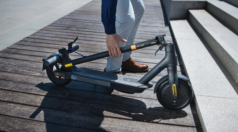 小米推出新電競顯示器,滑板車