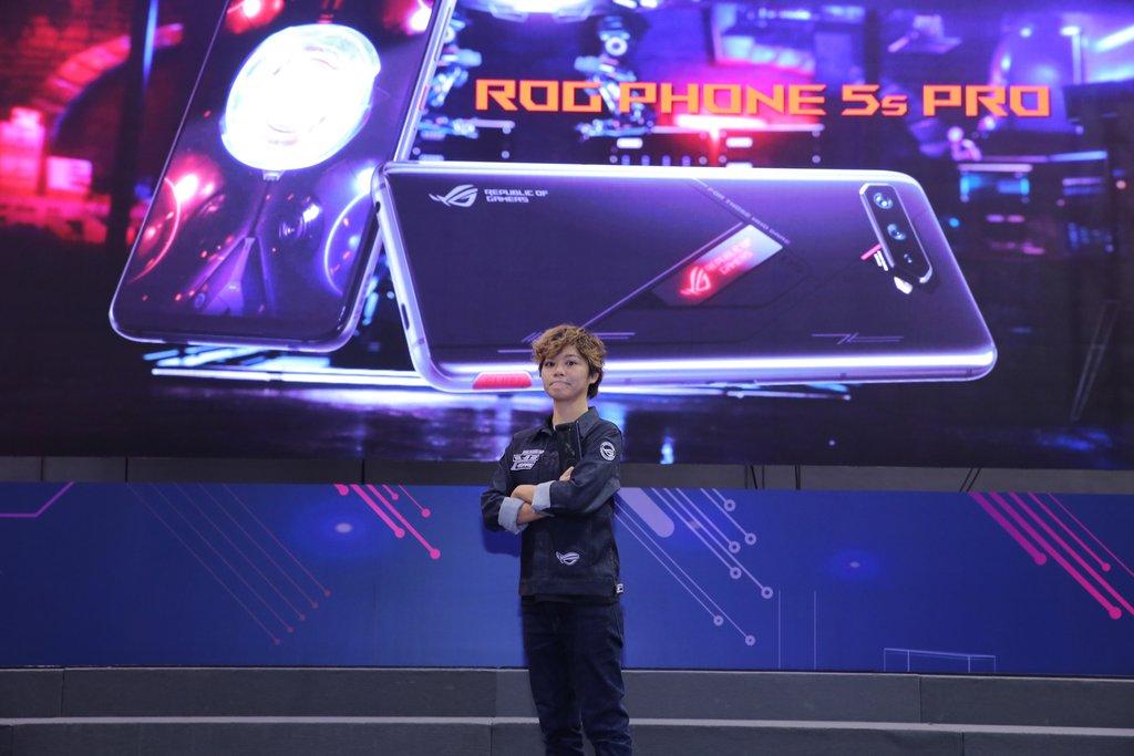 ROG Phone 5s 香港電競節 2021 搶先發售