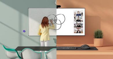 Logitech 推出Scribe AI白板攝影鏡頭