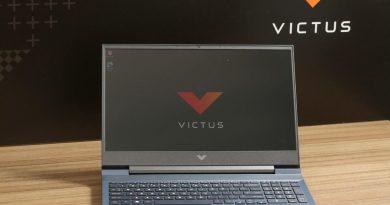 Victus by HP 電競筆記簿型電腦系列登場