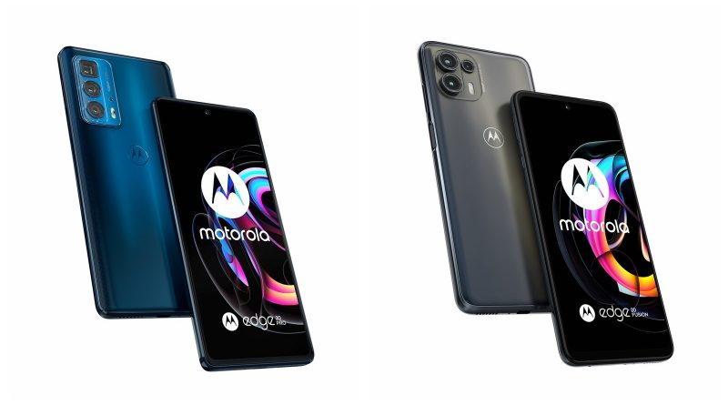 Motorola edge 20系列登陸香港