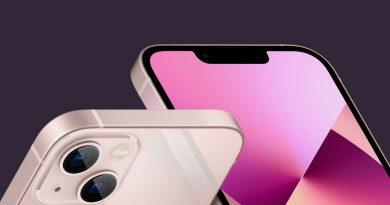 iPhone 13 四款機型登場