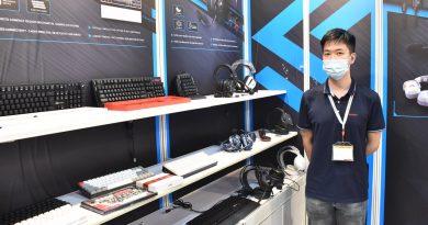 Sarepo:自訂式電競產品迎合市場