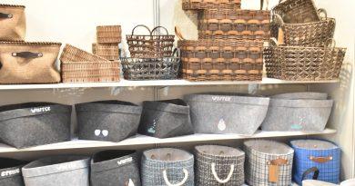金富工藝品:編織工藝品物料天然,既環保又不乏時尚感